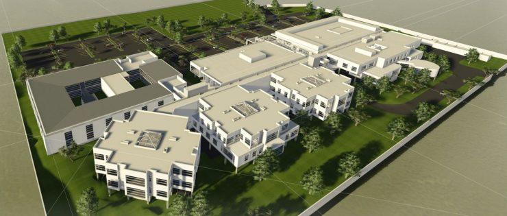 Accra Block company real estate