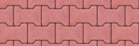 Red Color Paver, Pavement Blocks Factory in Tema, Accra, Ghana